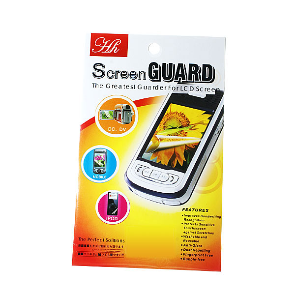 Screen Protector for Sony Ericsson W660 - DXScreen Protectors<br>Its size fits Sony Ericsson W660 - Made with environment friendly materials of high quality - Extremely easy to stick to or detach from the screen surface - Protecting screen from scratches scraping abrasion and dirt by daily use - Removable without leaving residuary marks - Hard wearing and long-lasting<br>