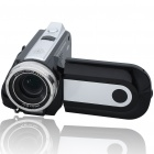 "5.0MP CMOS Digital Video Camcorder w/ 4X Digital Zoom/SD Slot/AV (2.4"" TFT LCD)"