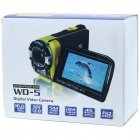 Waterproof 5.0MP CMOS 1080P HD Digital Video Camcorder w/ 4X Digital Zoom/HDMI/AV/SD (3.0&quot; LCD)