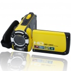 Waterproof 5.0MP CMOS 1080P HD Digital Video Camcorder w/ 4X Digital Zoom/HDMI/AV/SD (3.0