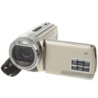 "5.0MP CMOS 720P HD Digital Video Camcorder w/ 5X Optical Zoom/HDMI/AV/SD (3.0"" Touch Panel LCD)"