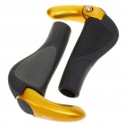 Ergonomic Multi-Position Cycling Grips Bicycle Bar End Handlebar
