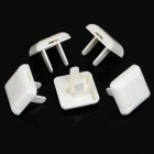 2-Prong Flat Plug Socket Covers (5-Piece Pack)