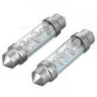 9-LED LED Festoon Bulb (12V 2-Pack)