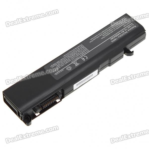 4400mAh Replacement Lithium Battery for Toshiba PA3356U-1BRS Series Laptop (10.8V)