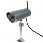 300KP WIFI Network Surveillance Wireless IP CCTV Camera with 48-IR LED Night-Vision/RJ45