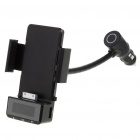 "1.2"" LCD FM Transmitter Charger with Car Charger/Holder Mount/Remote for iPod/iPhone 3GS/4"