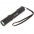 UltraFire XG-V2 XP-G R5 WC 5-Mode 350-Lumen White LED Flashlight with Strap (1*18650)