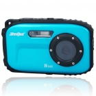 "Waterproof 5.0MP CMOS Compact Digital Camera w/ 8X Digital Zoom/TF Slot/Mini USB (2.7"" LCD)"