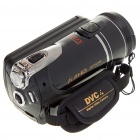 "5.0MP 1080P HD Digital Video Camcorder w/ 12X Optical Zoom/HDMI/TV-Out/Dual-SD (3.5"" Touch LCD)"