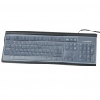 Universal Anti-Dust Silicone Protective PC Keyboard Cover (50.5 x 14CM)