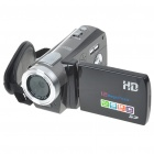 HD 720P 5.1MP CMOS Digital Video Camcorder w/ MP3/8X Digital Zoom/HDMI/AV/SD/Mini USB (3.0