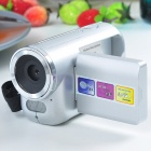 Mini 1.3MP CMOS Digital Video Camera with 4X Digital Zoom/USB/SD/MMC/AV-Out Slot (1.3&quot; TFT LCD)