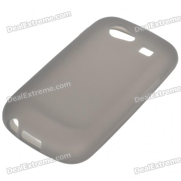 Protective Silicone Case for Samsung i9020/Google NEXUS s - Grey