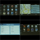 "7.0"" Touch Screen LCD Win CE 5.0 GPS Navigator w/ Bluetooth/FM/AV In/TV + 2GB Brazil Maps TF Card"