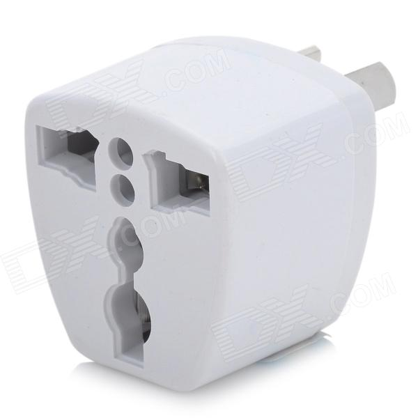 Universal AU Travel AC Power Adapter Plug (250V)