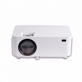 Projector PJ303 Portable Projector LED Home Cinema Digital Bluetooth Projector white
