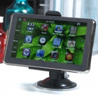 "5.0"" Touch Screen LCD WinCE NET 5.0 GPS Navigator w/ Bluetooth/FM/AV + 2GB USA & Canada Maps TF Card"