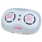Electronic Ultrasonic Mouse Repeller (AC 220V / 2-Flat-Pin Plug)