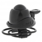 Stylish Bicycle Bike Bell Ringer - Black (70~80dB)