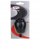 Insect Style Bicycle Bike Bell Ringer - Black (70~80dB)