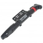 Portable Mini Plastic Bike Bicycle Pump Schrader/Presta Valve