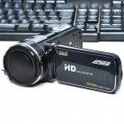 "5.0MP 1080P HD Digital Video Camcorder w/ 23X Optical Zoom/HDMI/TV-Out/SD (3.0"" Touch LCD)"