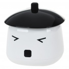 Boy Style USB Humidifier Aroma Diffuser - Black + White