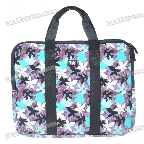 все цены на Stylish Maple Leaf Protective Soft Carrying Bag with Zipped Close for 14