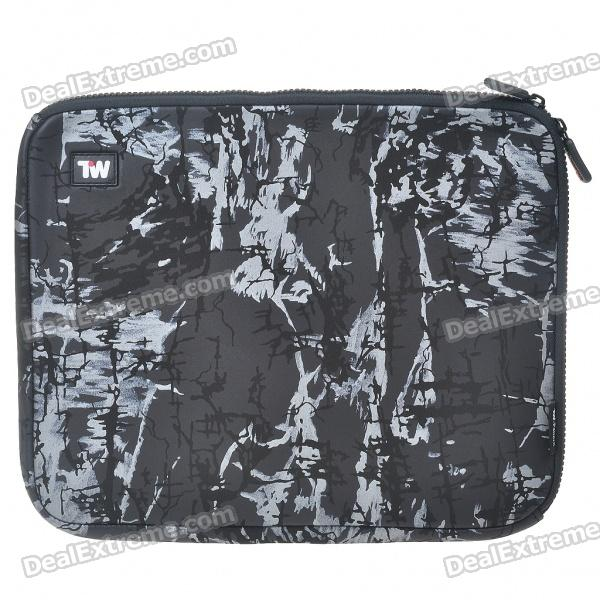 Stylish Protective Soft Bag with Zipped Close for 12