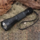 UltraFire NH-T6 HA-II 2-Mode 855-Lumen White LED Flashlight with Strap (1 x 18650)