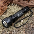 UltraFire TH-T60 HA-II XM-LT60 2-Mode 1000-Lumen White LED Flashlight with Strap (1 x 18650)