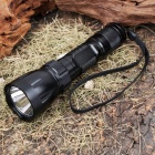 UltraFire KH-T60 HA-II Cree XM-L T6 2-Mode 860-Lumen White LED Flashlight with Strap (1 x 18650)