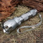 UltraFire KF-T60 HA-II XM-LT60 2-Mode 1000-Lumen White LED Flashlight with Strap (1 x 18650)