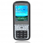 "M9+ 2.2"" LCD Dual SIM Dual Network Standby Dualband GSM Cell Phone w/ FM + Flashlight - Black"