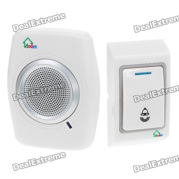 Wireless Volume Adjustable Door Bell (32-Melody Choice) door bell wireless door bell 2 buttons 3 receivers 350m remote control 48 song waterproof wireless doorbell 20 22w