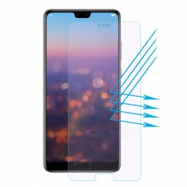 Hat-Prince 0.26mm 9H 2.5D Anti Blue-ray Tempered Glass Protector for HUAWEI P20
