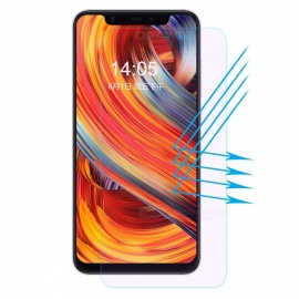 Hat-Prince 0.26mm 9H 2.5D Anti Blue-ray Tempered Glass Protector for XIAOMI MI 8