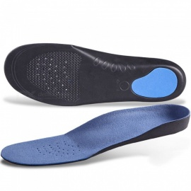 Size Can Be Cut And Deodorized Massage Sports Breathable Corrective Insoles (34 Yards - 37 Yards)