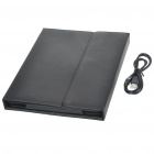Bluetooth V2.0 Wireless Keyboard with Protective Case for   Ipad - Black