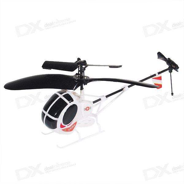 Worlds Smallest Pocket R/C Helicopter
