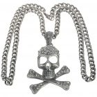 Vintage Cool Skull Style Necklace