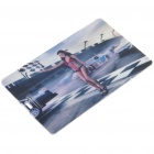 Stylish Beautiful Girl Pattern Card Style USB Flash Drive (2GB)