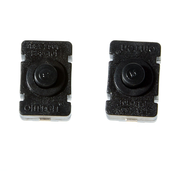 Clicky Switch for Flashlights (17.8mm 5-Pack)