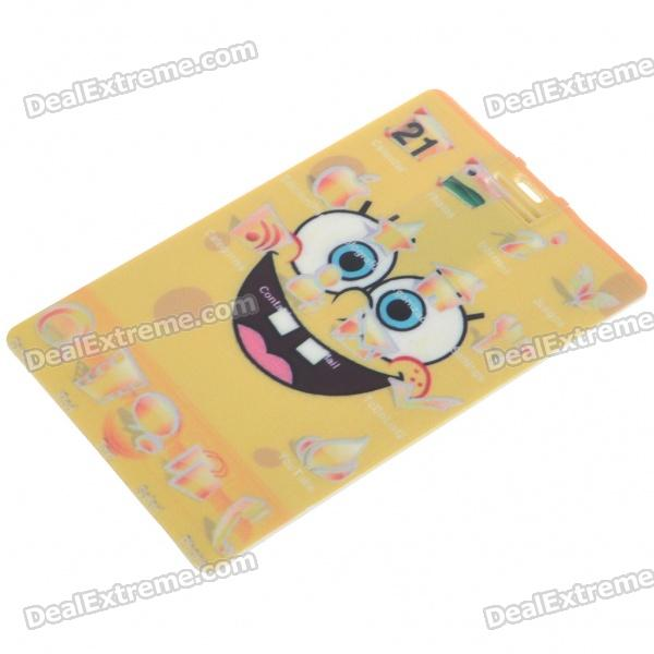 Nette SpongeBob Muster-Art USB-Stick (2GB)