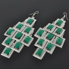 Elegant Stylish Earrings - Color Assorted (2-Pair Pack)