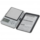 Portable Jewelry Digital Pocket Scale - 100g/0.01g (2*AAA)