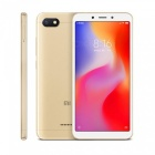Xiaomi Redmi 6A Android Phone with 2GB RAM, 32GB ROM - Gold
