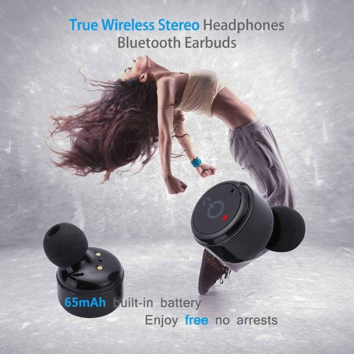 messy x1t bluetooth 4 2 kopfh rer mini headset noise. Black Bedroom Furniture Sets. Home Design Ideas