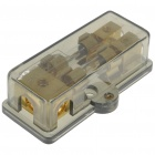 SX Power 2-Channel Car Power Fuse - Small (DC 12V)